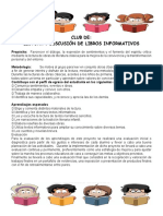 Club de Lectura y Analisis de Textos Informativos Ivan Garcia Ford132 Matutino