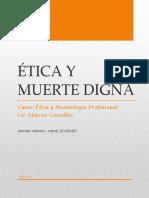 RESUMEN - ÉTICA Y MUERTE DIGNA.docx