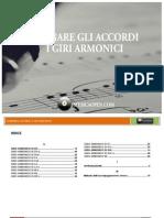 Suonare Gli Accordi - I Giri Armonici