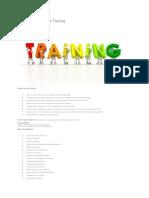 Tekla Structures Basic Training