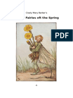 Cicely Mary Barker - Flower Fairies of the Spring 3