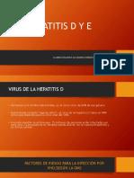 HEPATITIS-D-Y-E