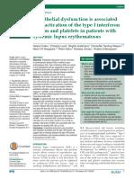 2017. IFN-1 SLE Endothelial Dysfunction