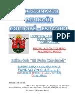 Maggi, A. - Dicionario Bilingüe Cordobé-espaniol