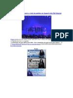 Alanis Morissette Mostra a Visão Da Publico No Jagged Litte Pill Musical