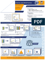 Enthought Pandas Cheat Sheet 1 Plotting With Series and DataFrames v1.0.2