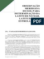 Calculo de Latitudes no mar.pdf