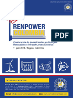 Agenda - Renpower Colombia - ESP