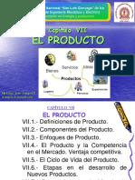 Marketing Cap.7 El Producto