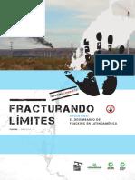 Fracturando Limites - Informe Fracking Argentina