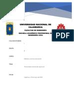 Informe UNC