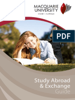 Macquarie StudyAbroadGuide