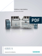 Folleto 3RW Sirius Soft Starter Siemens