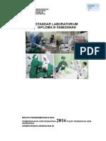 Standar Laboratorium DIII Kebidanan 2016 (1)