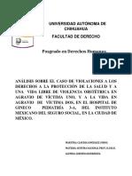 Analisis Pelicula Discriminación (2)