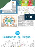 New Cuadernillo de Tutoria Primer Grado