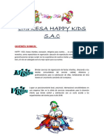 Empresa Happy Kids s