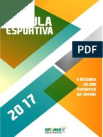 Súmula Esportiva Gremig2017