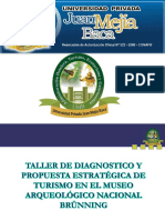 Planificación del Desarrollo Turistico UMB