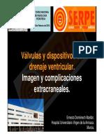 05-Válvulas y Dispositivos Dv. Imagen y Complicaciones Extracraneales