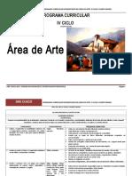 Arte 4º Grado RUTAS.doc