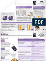 Estudios Eficacia FortiFlora Canine