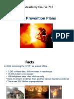 718 Fire Prev Plan