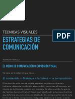 Tecnicas de Comunicación Visual