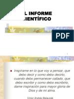9. Informe Científico La Tesis