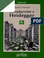 142 Vattimo- Una introduccion a Heidegger.pdf