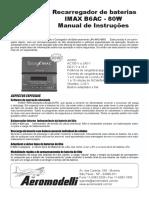 Manual Carregador PER IMAXB6AC80