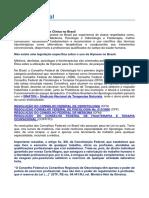 Amparo Legal Da Hipnose Clínica No Brasil