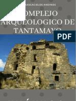 Complejo Arqueologico de Tantamayo...Copiaaa