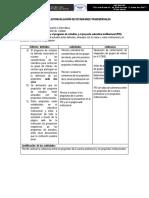 Fichas de Autoevaluación de Computación e Informática