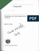 Urry_Sociology Beyond Societies_Cap. 1