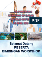 1. Acara Pembukaan Workshop PPI Dasar RS TNI AD ARYOKO