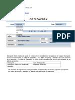 COTIZACION   HUANCAYO.doc
