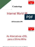 Alternativas xDSL