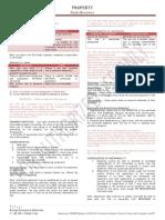 Property Finals (Paras)