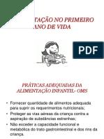 ALIMENTAÇAO