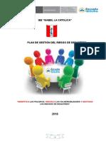 Estructura Pgrd Ie Isabel La Catolica-por Revisar 2018