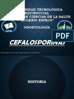 Cefalosporinas