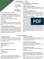 Autoevaluaciónes Materia Obligaciones Grupo 3 Inesap