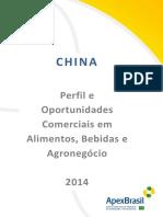 China - Perfil e Oportunidades Comerciais em Alimentos, Bebidas e Agronegócios 2014
