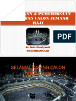 Pembinaan Haji Dr Indri