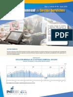 Boletin Estadistico Del Sector Servicios n 06 Junio 2018