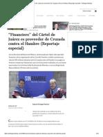 _Financiero_ Del Cártel de Juárez Es Proveedor de Cruzada Contra El Hambre (Reportaje Especial) - Aristegui Noticias