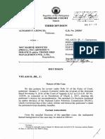 Leoncio v. MST Marine Services