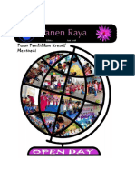 Newsletter Panen Raya Edisi 24 Open Day Mentawai 2018