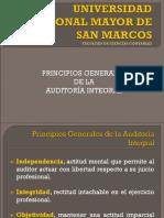 2.- Principios Generales de la Auditoría Integral